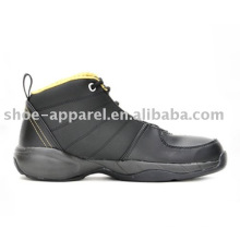 Homem preto Sports Basketball Shoes 2014